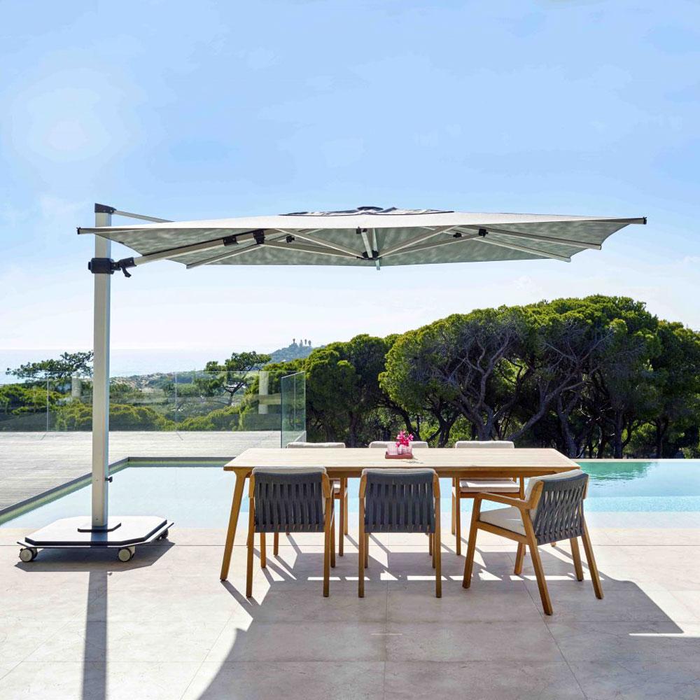 carectere jcp 300 series parasol by skyline design