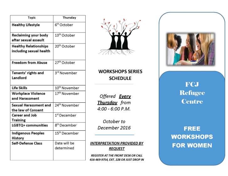 workshops-series