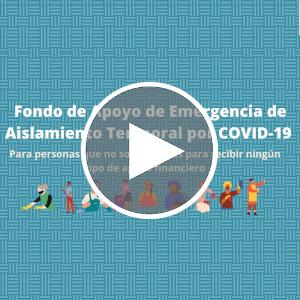 Webinar   Ayuda de emergencia para aislamiento temporal por COVID-19