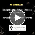 Webinar | Refugee Process during COVID-19 Updates: Virtual Ready Tours