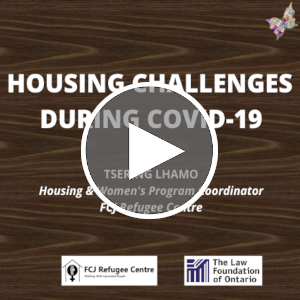 Webinar | Housing Challenges During COVID-19