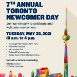 Let's celebrate Toronto Newcomer Day!