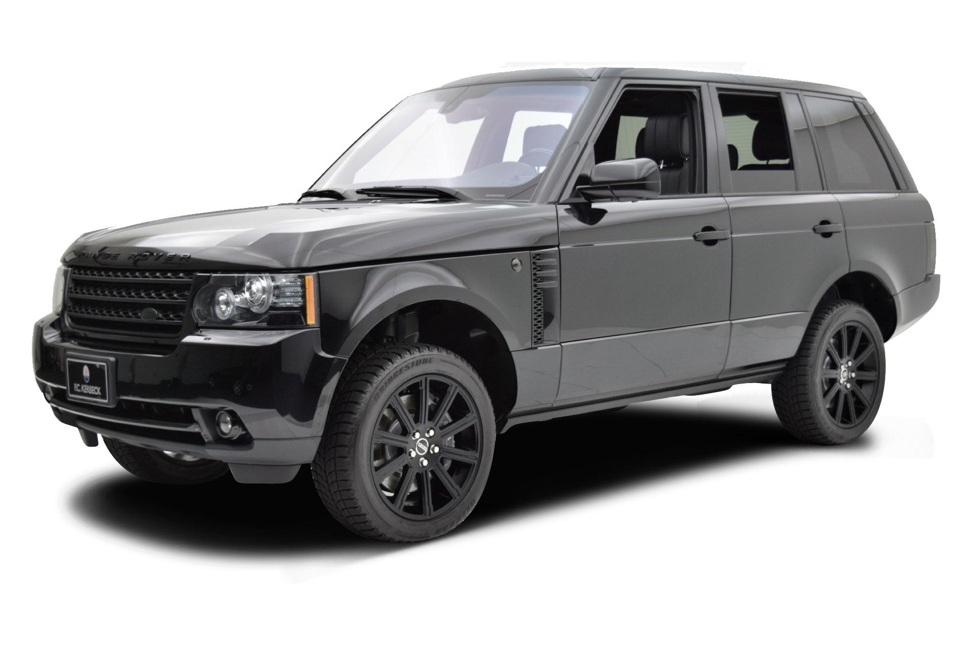 2012 Land Rover Range Rover SC Supercharged