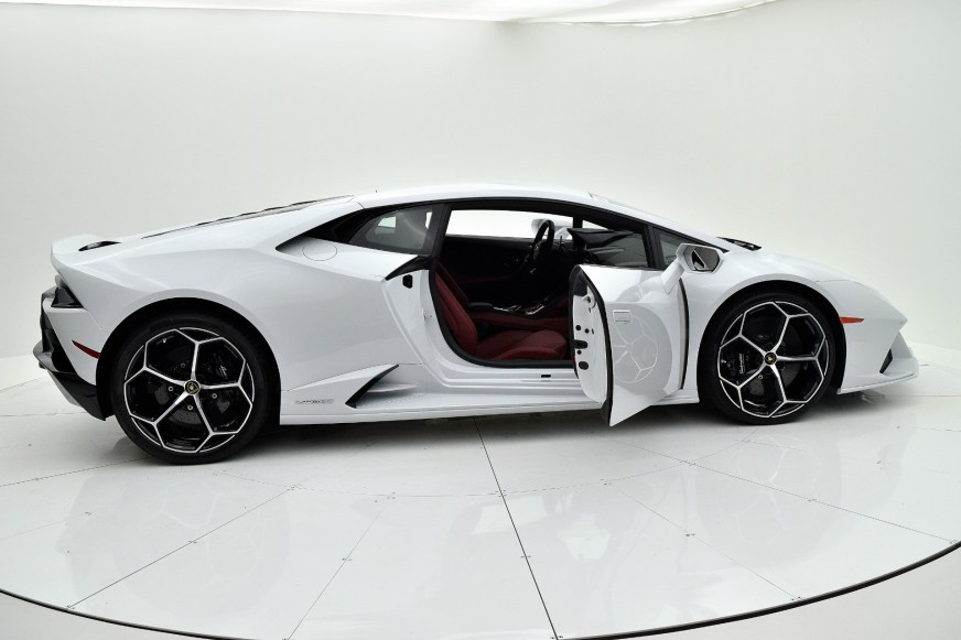 New 2020 Lamborghini Huracan EVO LP 640-4 EVO For Sale ...