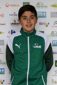 AMADOR Emilien - rugby lézignan corbière