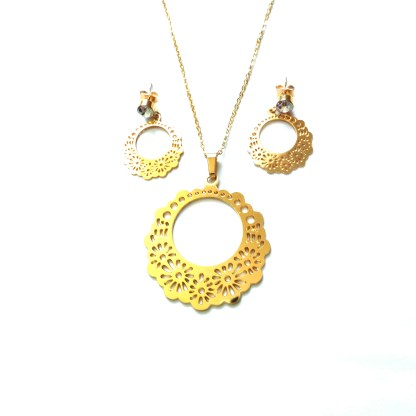Fashion-oval-set