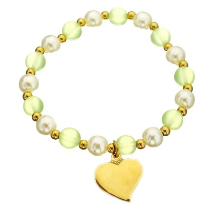 fancy-bracelet-heart-pearl