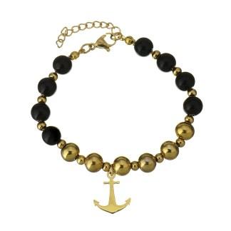 Bracelet Anchor Charm