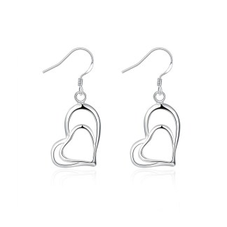 Fancy Heart Earrings 2