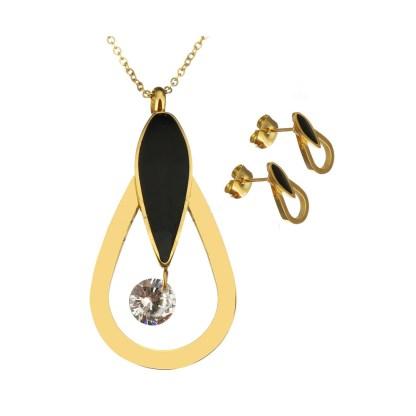Jewelry Teardrop Set
