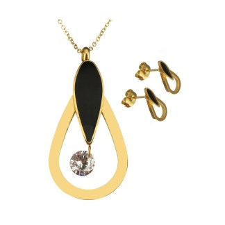 Jewelry Teardrop Set