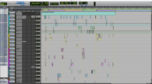 TSU10 ProTools Project