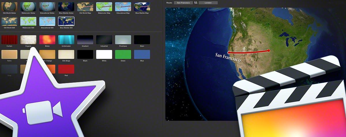 FCPX imovie maps banner1