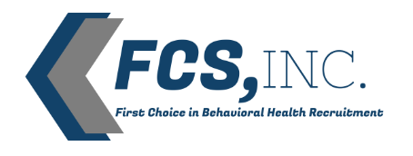 FCS – The First Choice in Psychiatric Recruitment