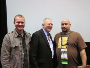 Gene Kranz, Matt Lorono and Brian