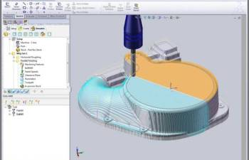 Roland and MecSoft at SolidWorks World 2011