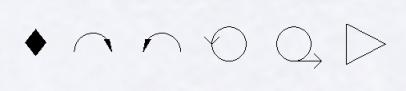 SW2014 symbols