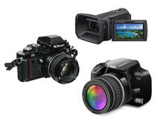 Clipart of Camera