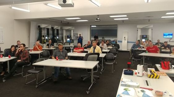 Central Texas SOLIDWORKS User Group meeting in Austin