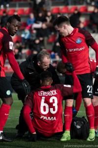 41 FC Flora vs Narva JK Trans 0-0 07.04.18