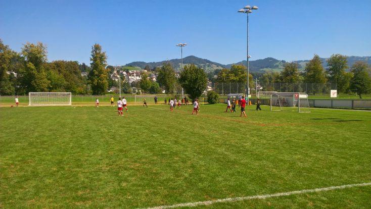 Junioren Db 2016/17 - FC Kirchberg c
