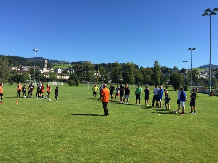 2016.08.13 Trainertag FCU