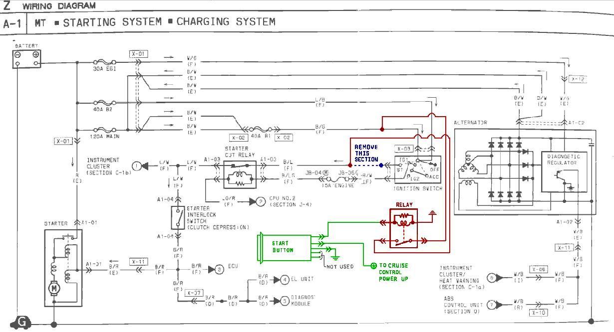 1987 mazda b2000 radio wiring diagram activity with swimlanes rx7 fc 11 artatec automobile de best library rh 23 princestaash org alternator s5