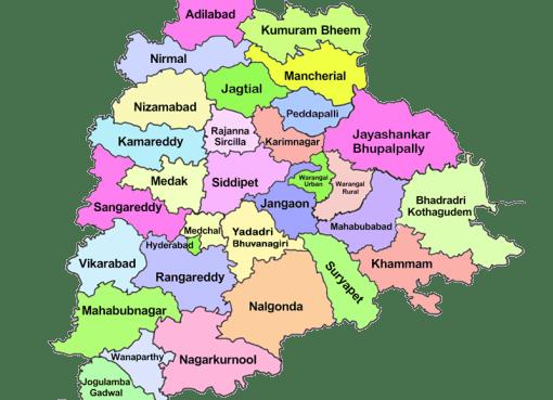 Telangana History bits