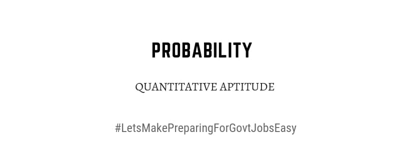Probability problems for aptitude pdf download