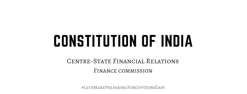 finance commission article