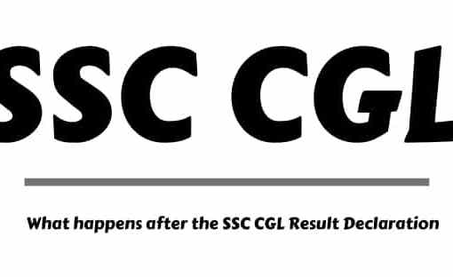 SSC CGL Result Declaration