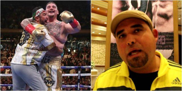 Manny Robles, Andy Ruíz & Memo Heredia (FDB Plus)