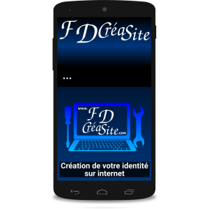 Création site smartphone
