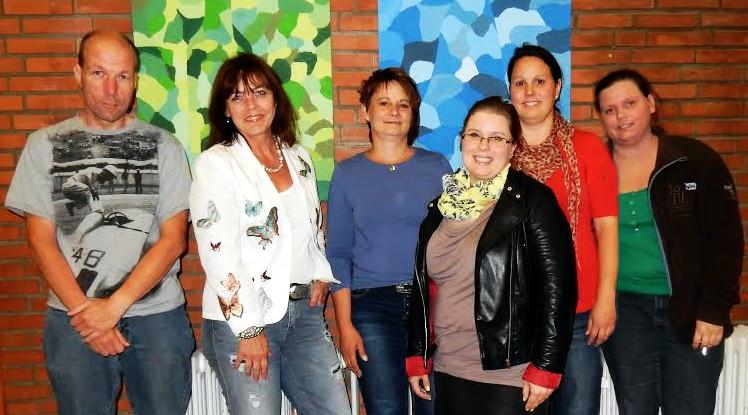 Vorstand des Fördervereins der Grundschule Ostheim e.V.