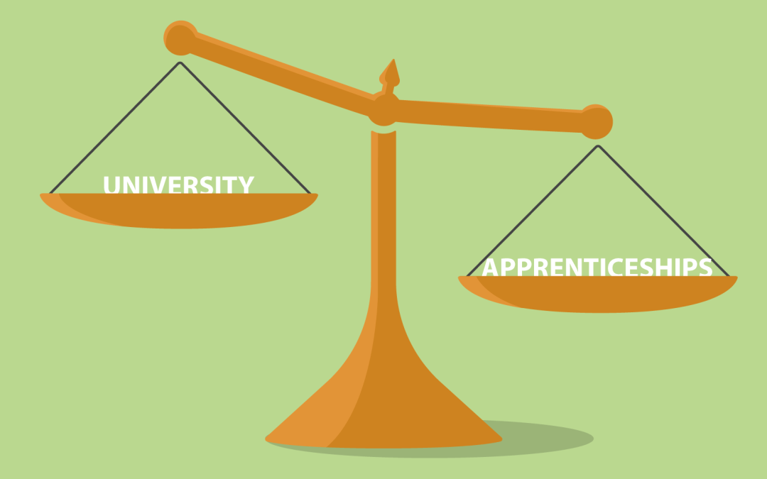 Designing a better path to apprenticeships