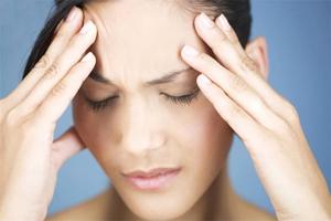 Obrázek 1: Bolest hlavy - klinika rodinného lékaře