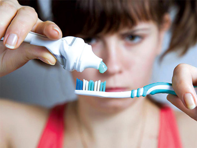 Afbeelding 1: onaangename geur van mond - kliniek huisarts