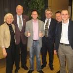 in Unterstützung für Bürgermeisterkandidat Karsten Schreiber