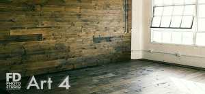 wood corner in process in Art 4