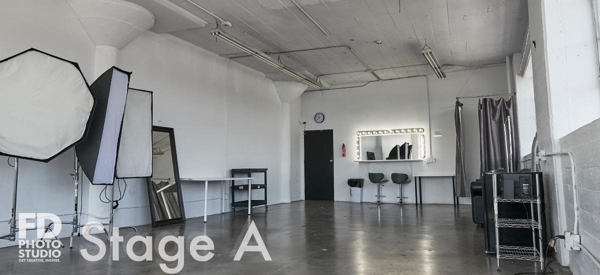 Rent Photo Studio Los Angeles Stage A
