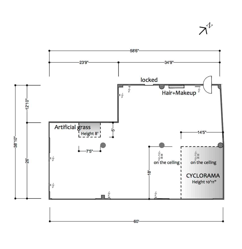 FD Studios -Stage C - floorplan