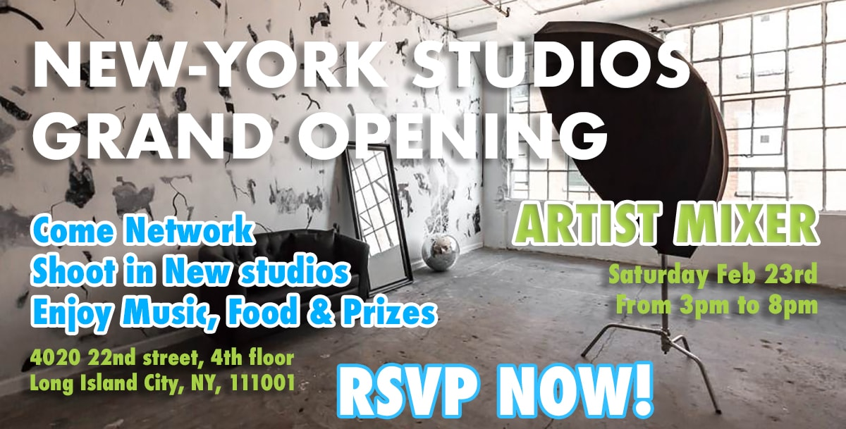 NYC Grand Opening Creative Mixer -