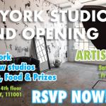 NYC Grand Opening Creative Mixer -