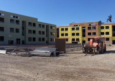 UEPH Barracks, FORT LEWIS – Progressive Collapse Analysis