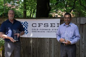 Nabil Rahman Receives 2016 CFSEI John P. Matsen Award for Distinguished Service