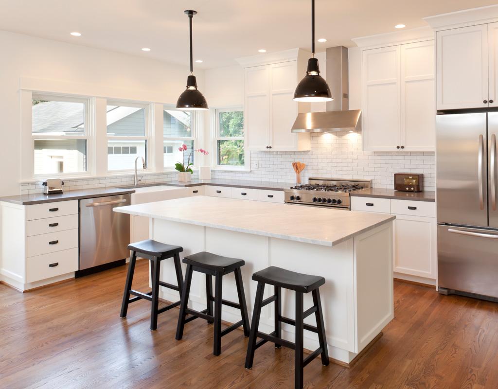Kitchen Remodel, Kitchen Designer - FDR Contractors