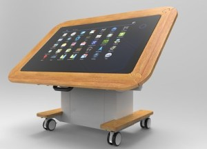 Sharp Interactive Touchscreen Table: Early Years Edition