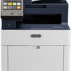 The Xerox WorkCentre 6515 Colour Multifunction Printer