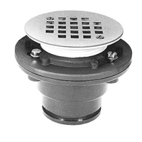 Factory Direct Plumbing Supply | Zurn FD2250 Shower Drain ...