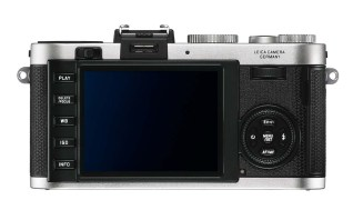 Leica X2 Silver back